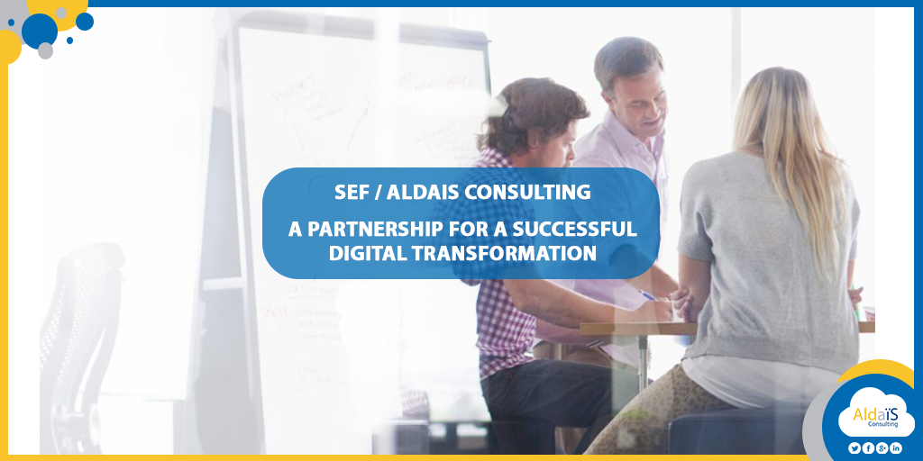 SEF / Aldais Consulting : a partnership for a successful digital transition